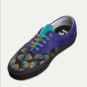 Designer Custom Vans Sneakers